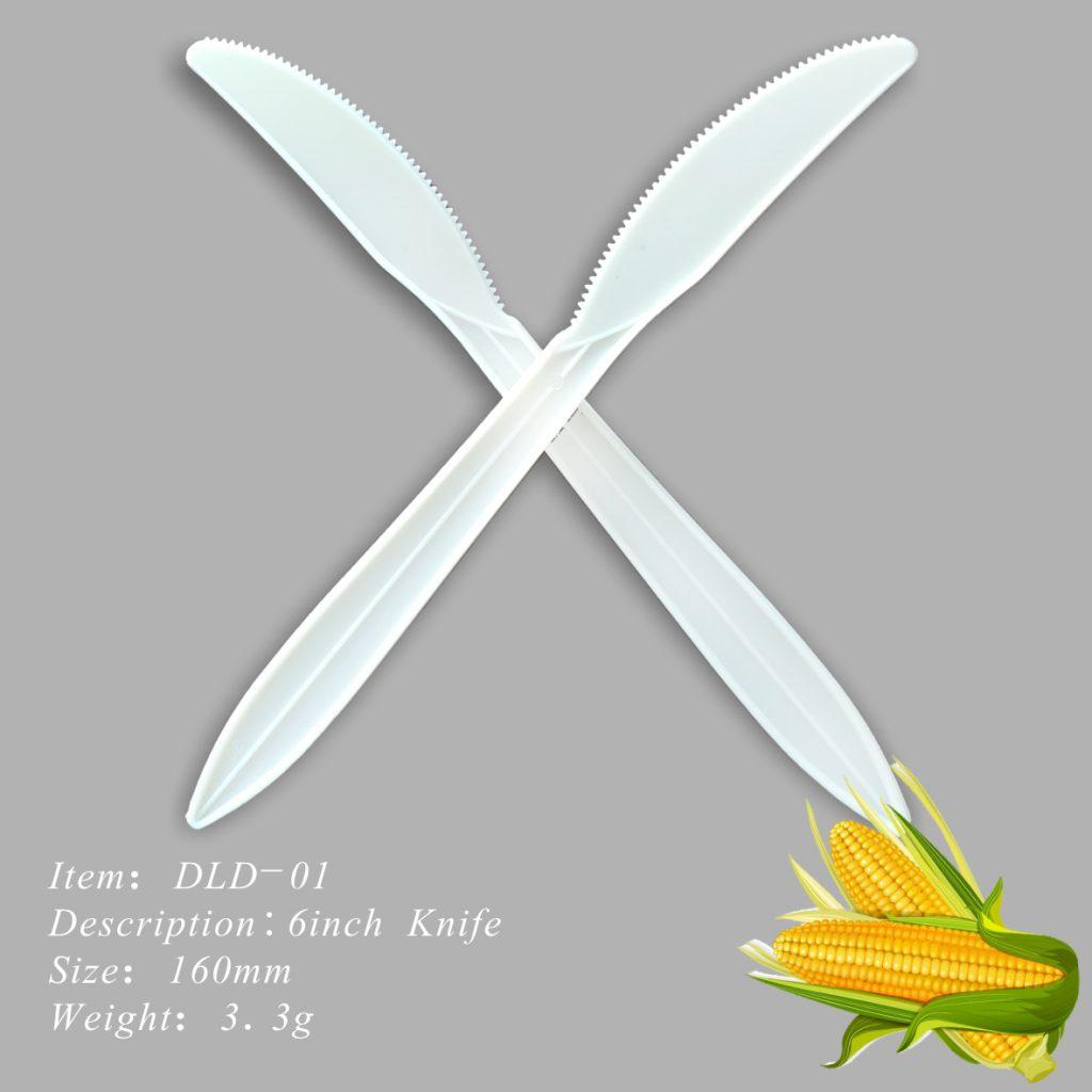 Kniv 16 cm. 25 pkn. I bag